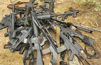 Иностранные производители оружия нацелены на рынок США