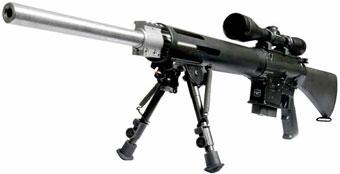 ArmaLite AR-10(T) в калибре .260 REMINGTON
