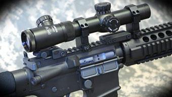 Оптический прицел серии «CMR»