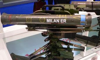 «Бхарат дайнемикс лтд» поставит Минобороны Индии ПТУР «Милан»