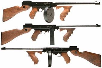 Ruger 10/22 «Tommy Gun»