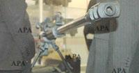 Снайперское ружье IST-12,7 производства Азербайджана впервые демонстрируется на международной выставке