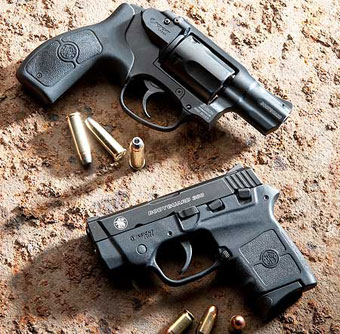 Smith & Wesson «Bodyguard»