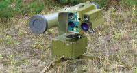переносной  противотанковый комплекс «Скиф»