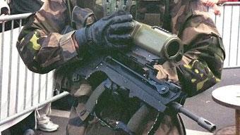 В России принята программа по созданию экипировки «солдата будущего»
