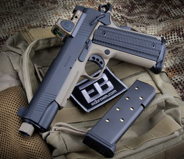 SOCOM Edition Special Forces 1911