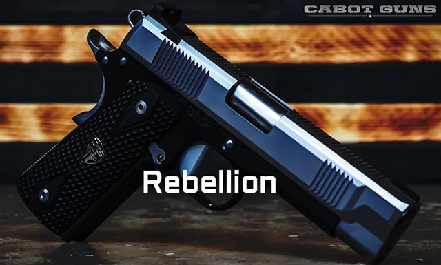 Cabot Guns Rebellion