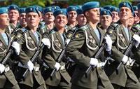 Российские военные получат экипировку из термостойкой ткани