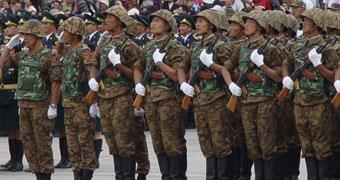 Факты об оружии: Монголия