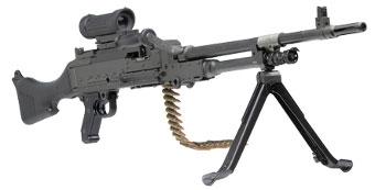 FN Herstal MAG Standard