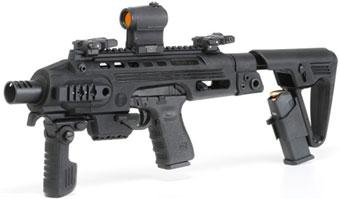 конверсионный вариант карабина Glock