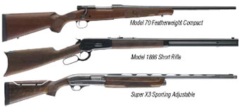 Новинки 2011: Winchester Repeating Arms