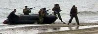 Морская пехота получила на вооружение плавающий бронежилет