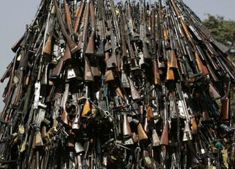 Факты об оружии. Общие данные