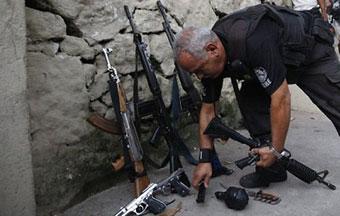 Правительство Бразилии объявило кампанию по разоружению населения