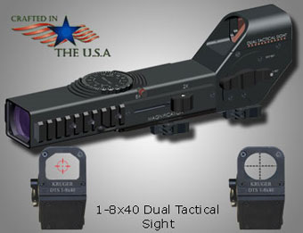 Dual Tactical Gen III