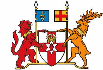Герб Северной Ирландии