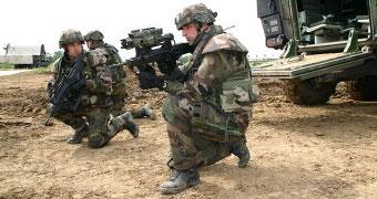 экипировка «солдата будущего»