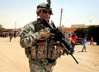 экипировка солдата Армии США