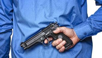 В Германии спорят о правомерности владения огнестрельным оружием
