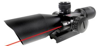 Компания Firefield представила оптический прицел с встроенным ЛЦУ