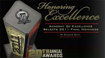 Кандидаты на получение премии Shooting Industry Academy of Excellence