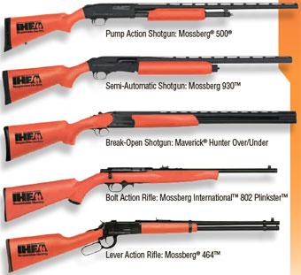Комплект для обучения стрельбе от Mossberg®