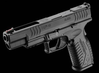 Springfield XDM 5.25 Competition