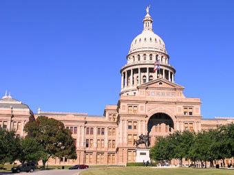 Здание сената штата Техас