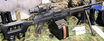 5,56-мм пулемет M09/M10