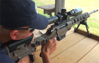 снайперская винтовка FNH Ballista