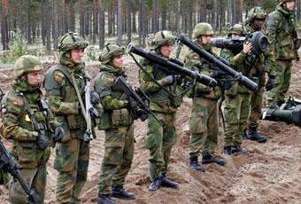 Факты об оружии: Норвегия