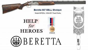 Beretta 687 EELL «Help for Heroes»