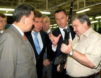 Монголия готова укомплектовать армию российским оружием