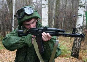 Боевой защитный комплект 6Б21 «Пермячка»