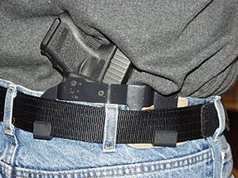 Право на ношение оружия в публичных местах у граждан США