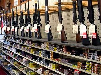 Американцы в «черную пятницу» скупили рекордное количество оружия