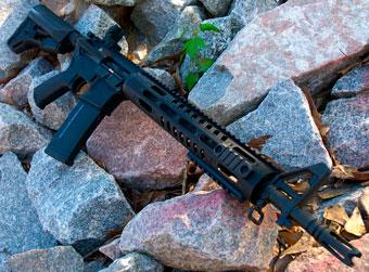 винтовки от DPMS