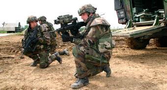 Экипировку солдата будущего создадут в России в ближайшие 3 года