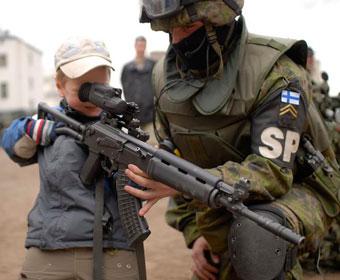Факты об оружии: Финляндия