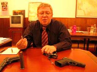 Первый вице-спикер Совета Федерации Александр Торшин