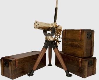 Реплика пулемета Гатлинга от U.S. Armament Corp
