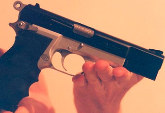 В Калифорнии запретили открыто носить огнестрельное оружие