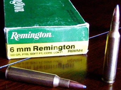 6 mm Remington