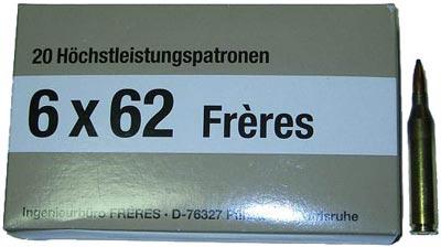 6x62 Freres