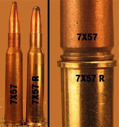 7x57 Mauser и 7x57 R Mauser