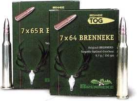 7x64 Brenneke и 7x65 R Brenneke