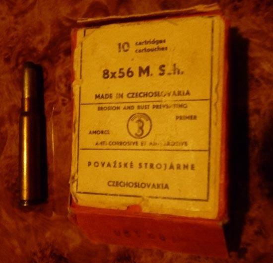 8x56 Mannlicher-Schoenauer