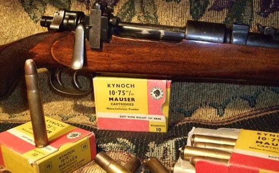 10.75x68 Mauser