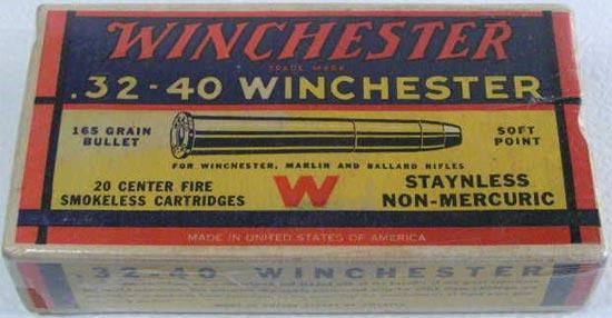.32-40 Winchester